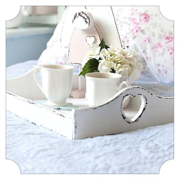 Podkładki, tace, herbaciarki